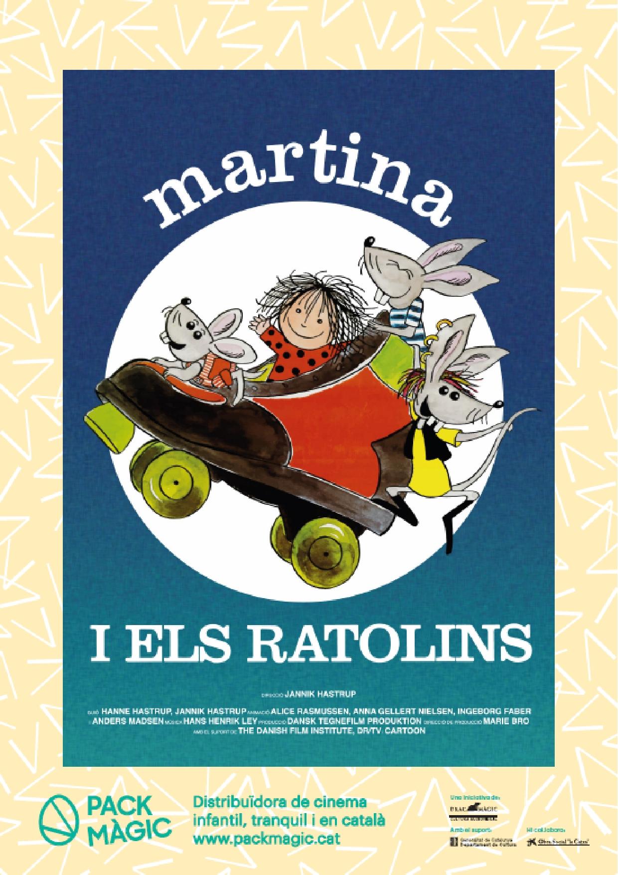 Projecci de martina i els ratolins a la biblioteca blog de la biblioteca p blica de lleida - La casa dels ratolins ...