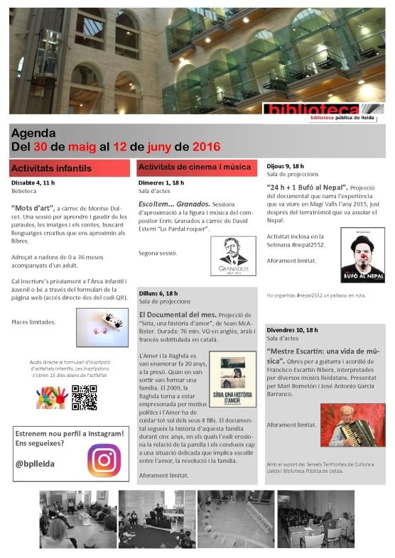 agenda 30 maig a 12 juny-1