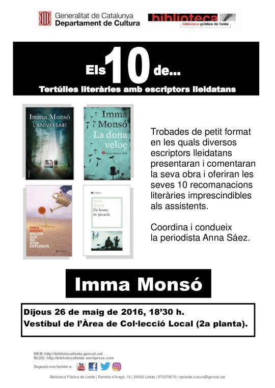 els_10_de_imma_monso_cartell