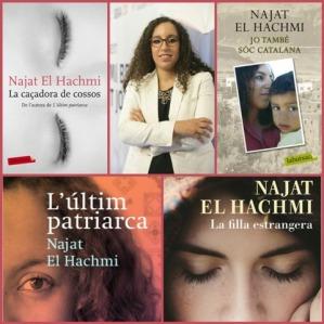 Collage Najat El Hachmi