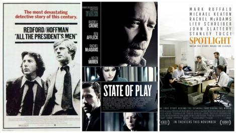Cicle cinema periodisme (imatge pelis)