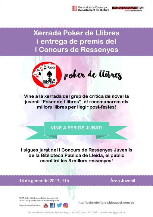 2017-01-14-xerrada_poker_de_llibres
